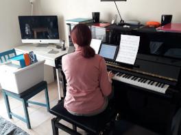 Piano classique – printemps 2021